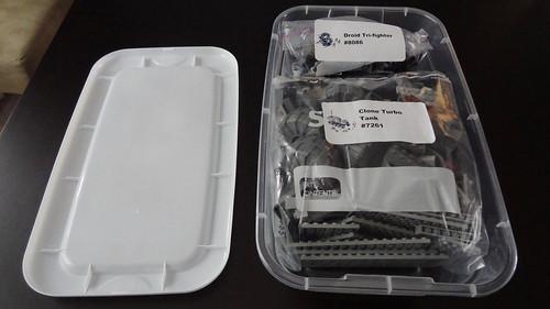 Sterilite 6 Quart Container
