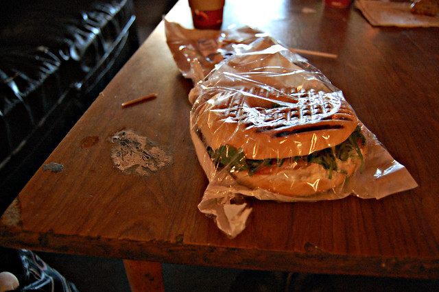 salmon bagel 1001