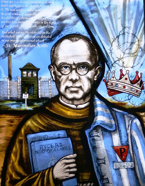 St maximilian kolbe flickr photo sharing for Castorama st max