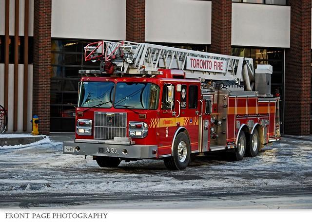 Toronto Fire - A325