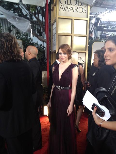 Header of Emma Stone