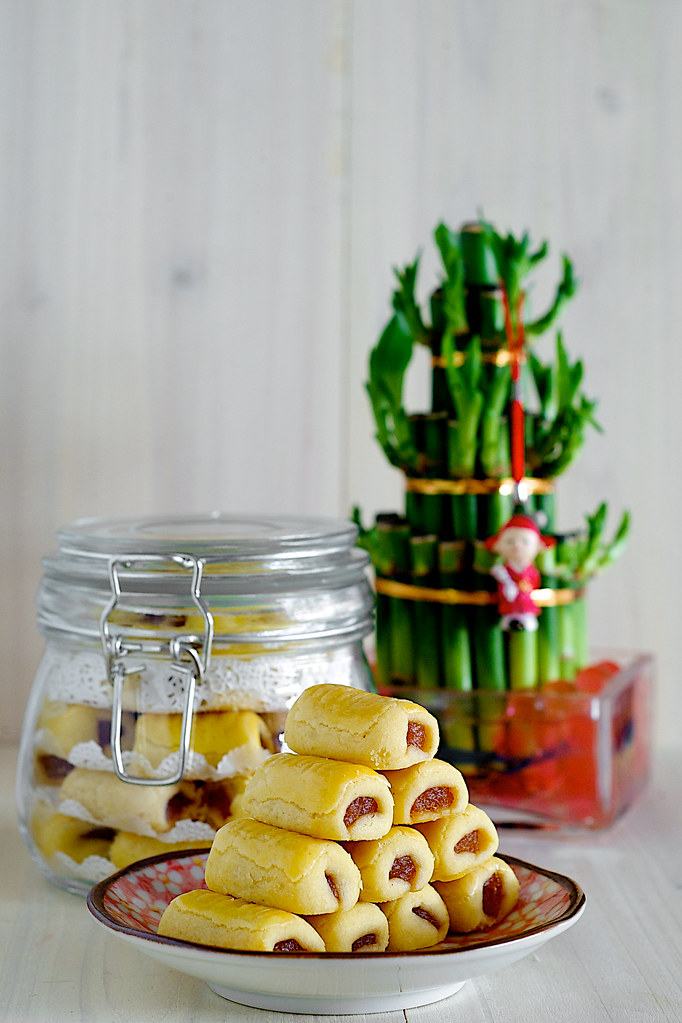 Chinese New Year Pineapple Tarts