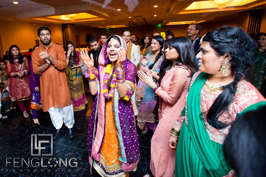 Zainab & Farhan's Wedding Day 1 | Clarion Hotel Ft. Myers | Ft. Myers Indian Pakistani Wedding Photographer