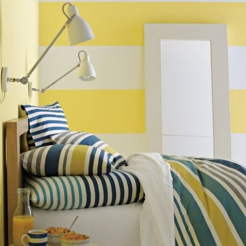 West Elm Yellow