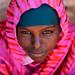 Somali Girl by Constantine Savvides