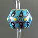 Single bead : Colorful dot