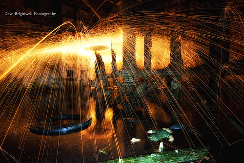 Let There Be Sparks!! by Dave Brightwell