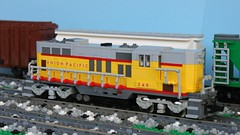 Union Pacific GP9