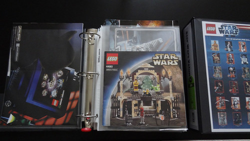 LEGO: Star Wars Binder