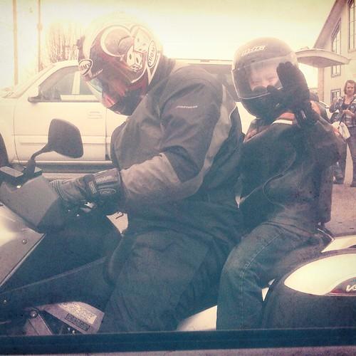 New Ride