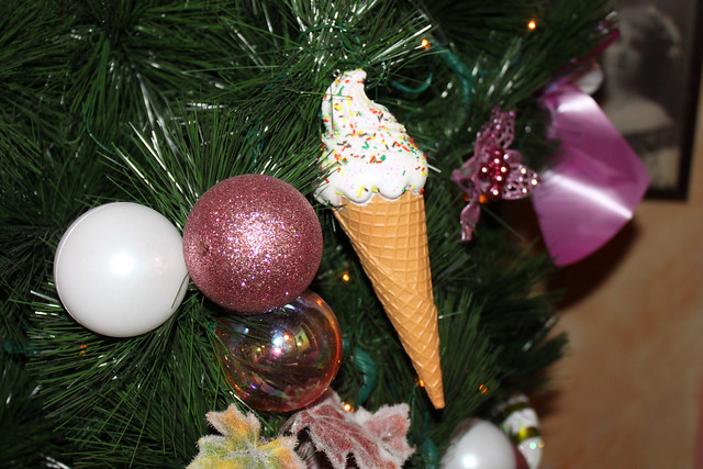 Christmas at Gibson Girl Ice Cream Parlour