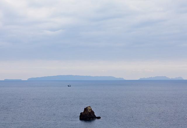 Santa Maria and Illas Desertas