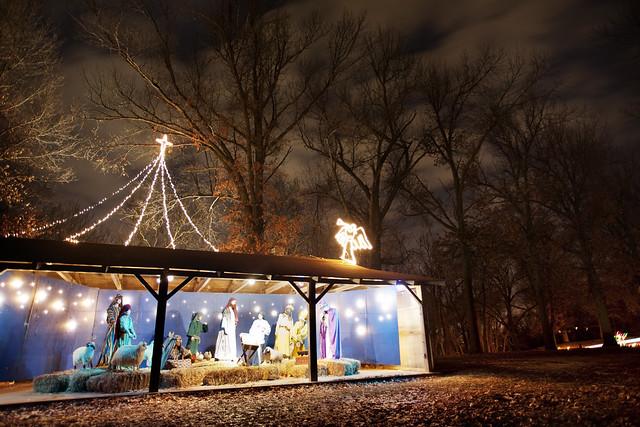 St. Joseph Christmas Lights