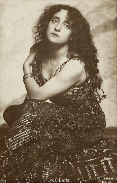 Lyda Borelli