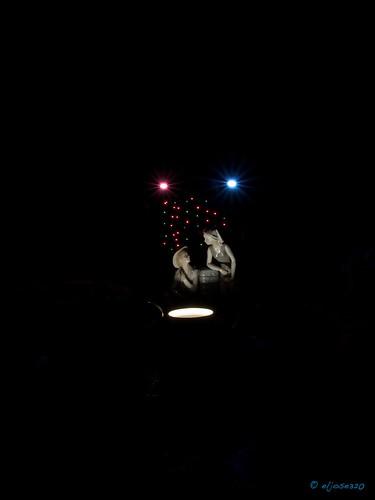 Luz de flash y luz continua. by Maclympico320
