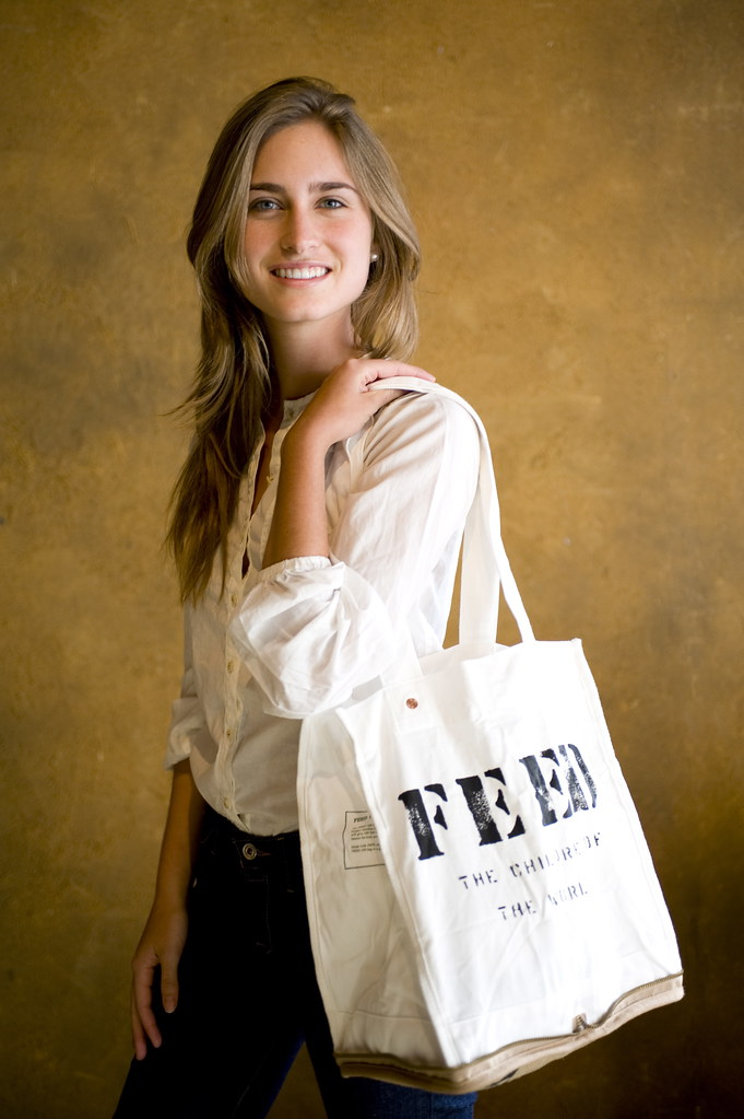 Feed Lauren Bush