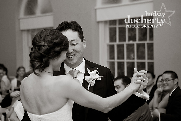 Philadelphia wedding photography at Colonial Dames