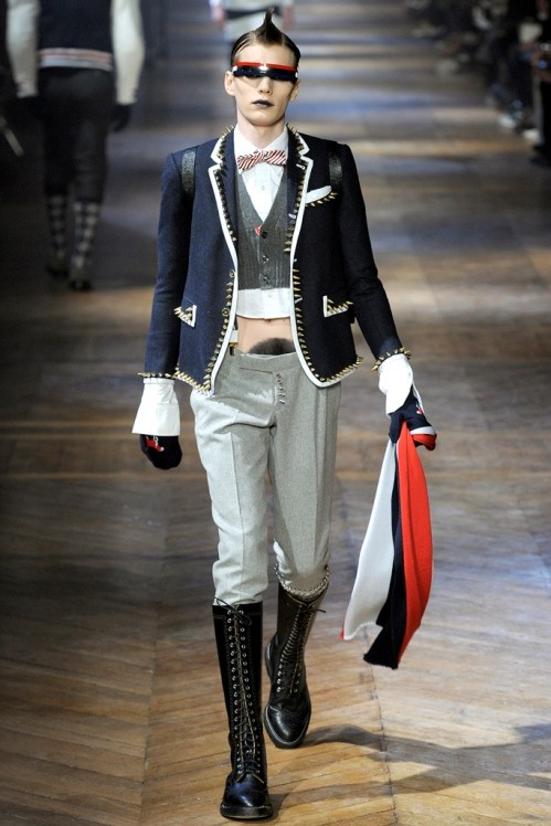 Thom Browne Man Fall-Winter 2012-2013 7