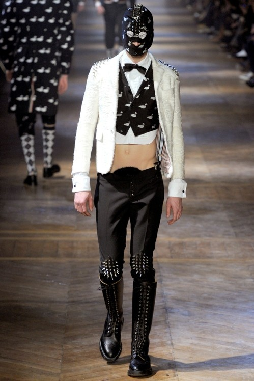 Thom Browne Man Fall-Winter 2012-2013 9