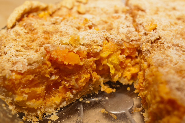 Savory Sweet Potato Pie | Savory sweet potato pie, with ched ...