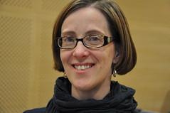 """Kara Barker från Viktor Rydberg gymnasium berättade om """"Forensic Science"""
