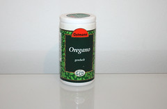 10 - Zutat Oregano / Ingredient Oregano