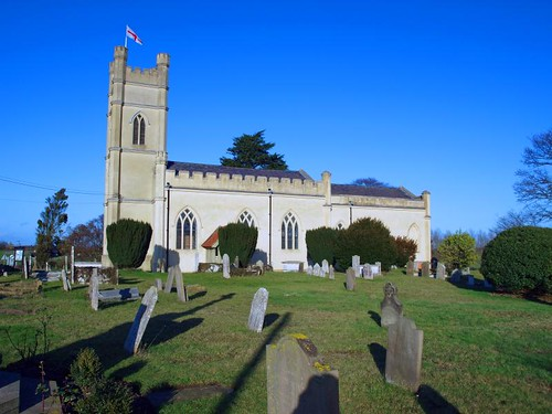St Mary & All Saints (2)