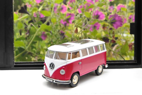 Toy VW Bus