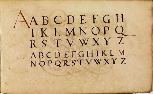 Johann Hering Calligraphy 2