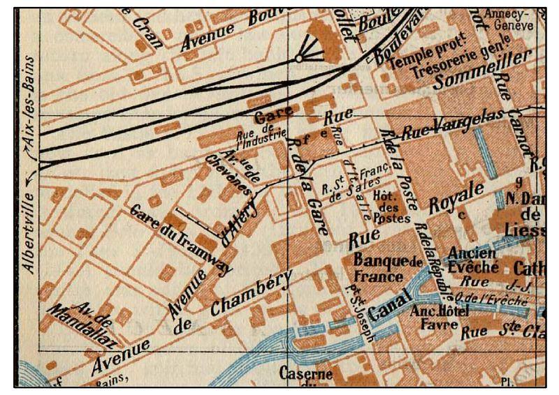 DEPOT MAP 1926