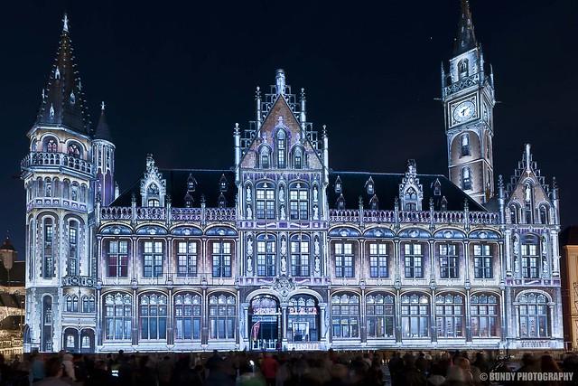 Lichtfestival - Gent