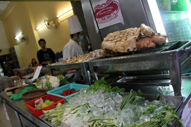 Thai Street Food by a Hotel Chef