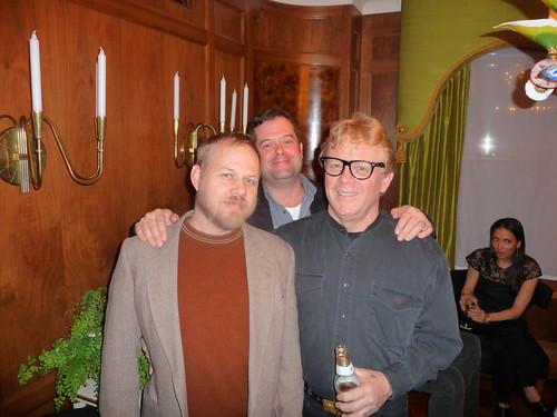 Chris Sauter, Nate Cassie, and Ken Little
