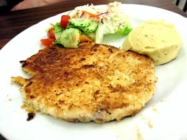 Chicken Schnitze