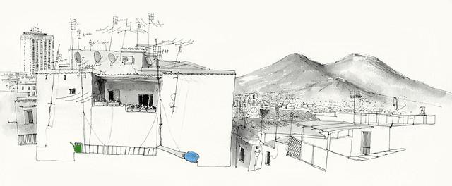tetti di Napoli 3