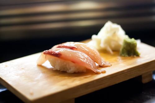 Kampachi Sushi at Kaito