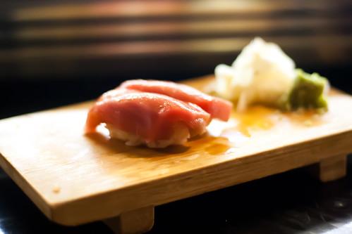 Toro Sushi at Kaito