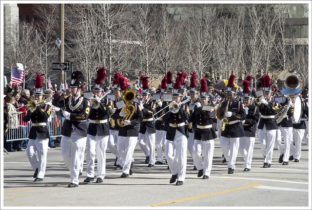 Veterans Parade 15