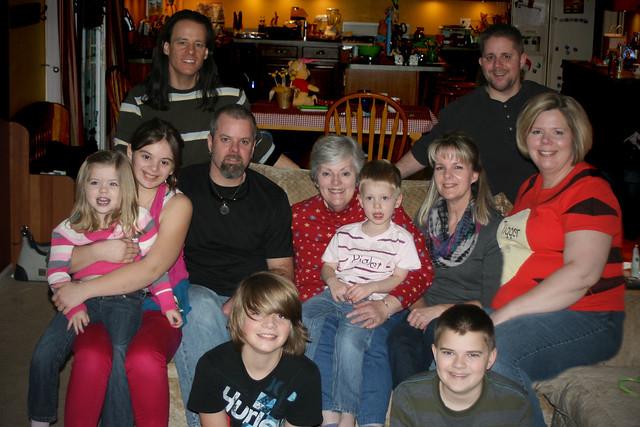 34_Big Greninger Family
