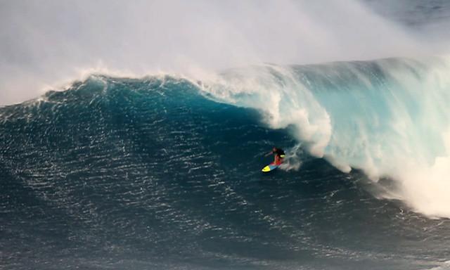 Surfen auf Maui