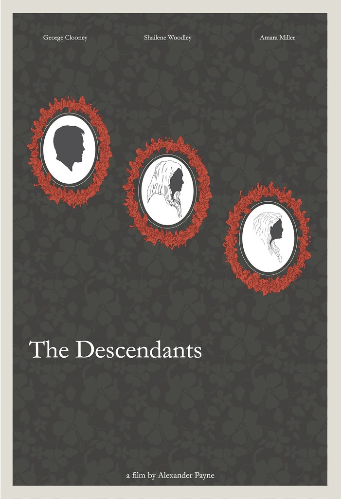 The Descendants by Hunter Langston