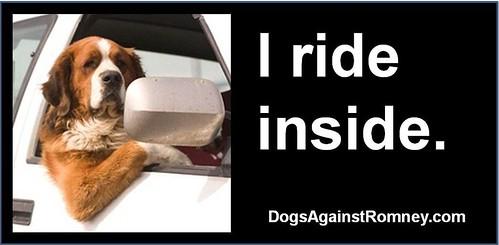 Dogs Against Mitt Romney