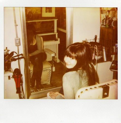 polaroid  - bloodline parlour - Astrid
