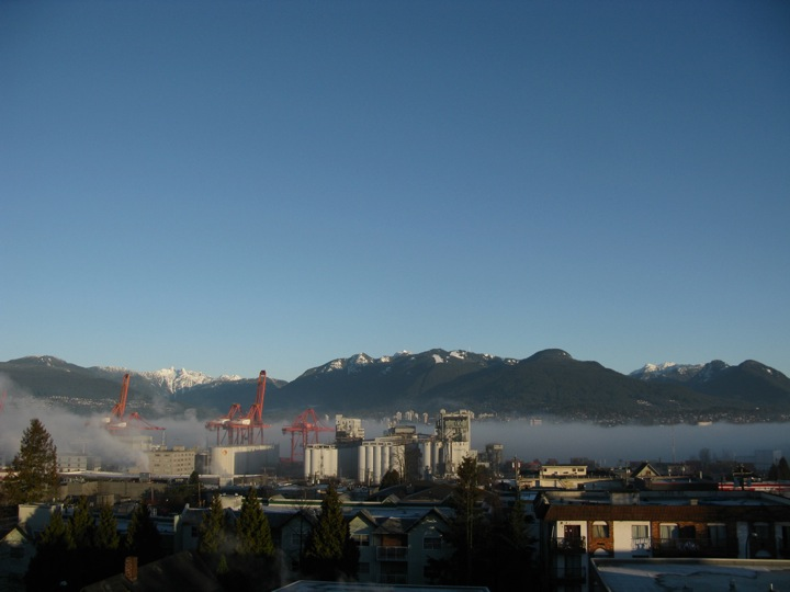 vancouver winter sunrise 002