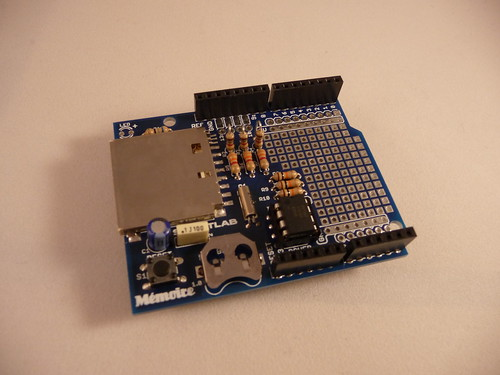 SD Card RTC Shield