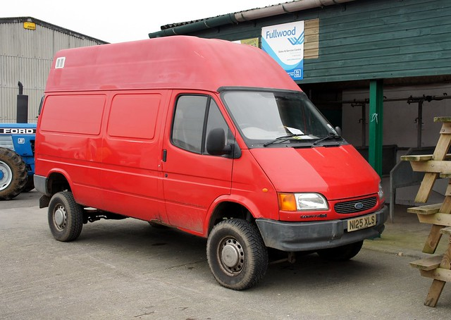 Ford Transit, County 4x4 Conversion | Flickr - Photo Sharing!