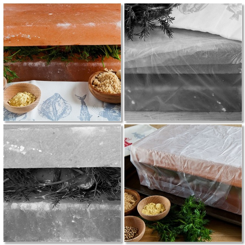how to cook salmon on a himalayan salt block