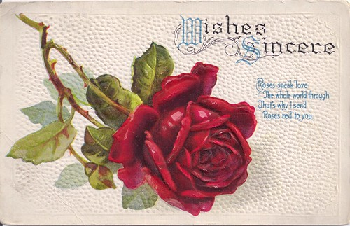 Wishes Sincere 1912