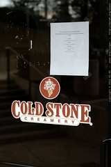 destination fail: cold stone creamery went out of bu…