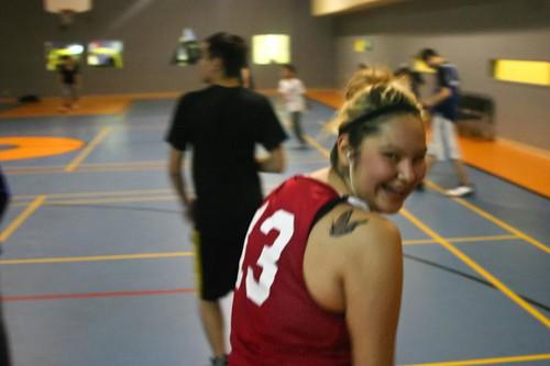 Baketball tournament / Tournoi de basketball